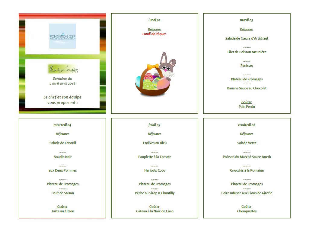 fondation-gsf-restauration-menu-semaine